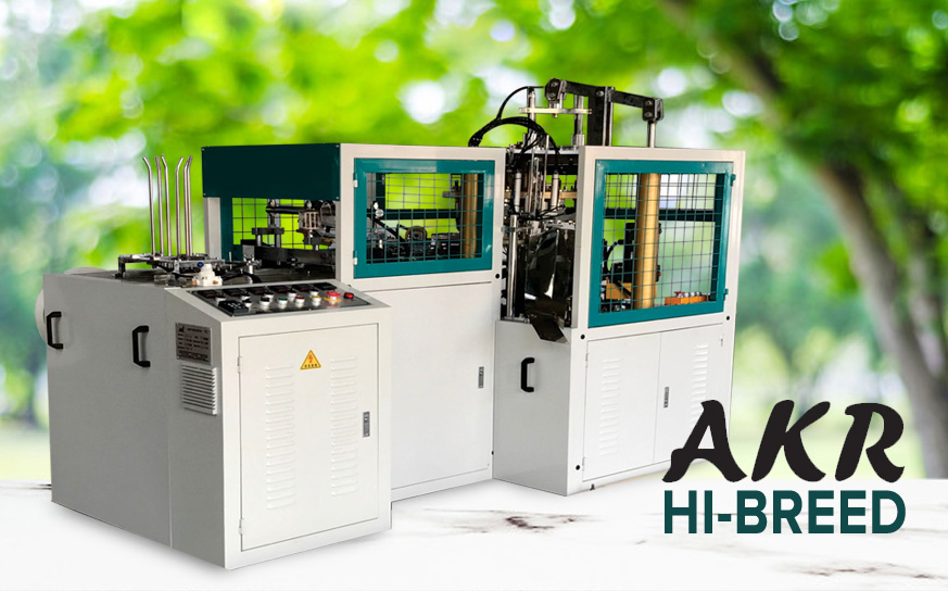 AKR HI-BREED - A Robust Machine