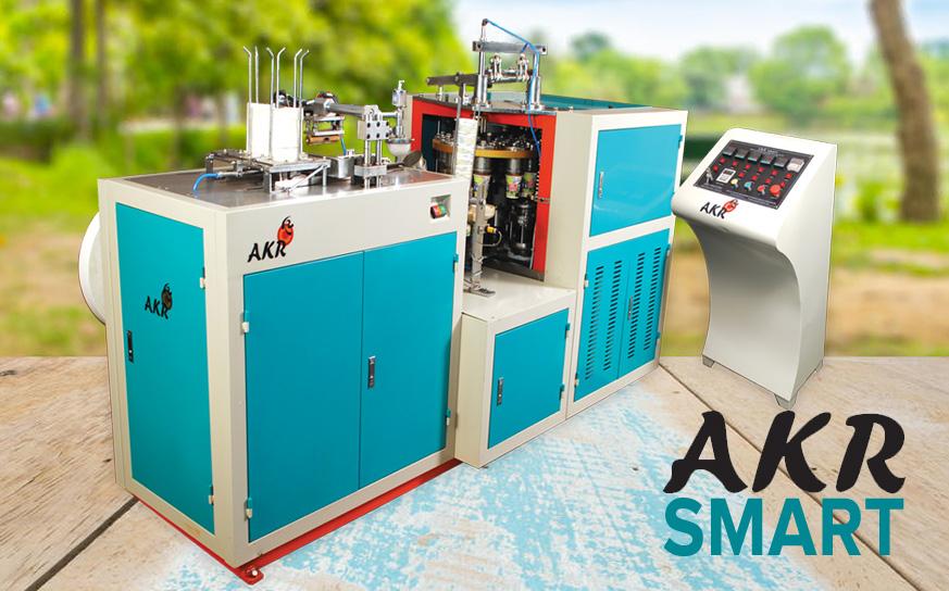 AKR Smart - Fully Automatic Machine