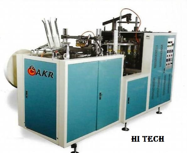 AKR HI-TECH Paper cup Manufacturing Machine