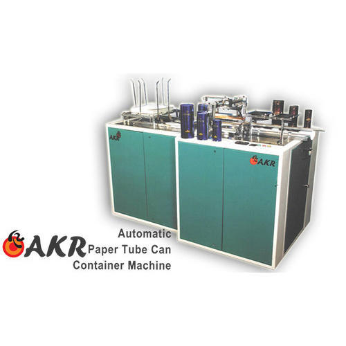AKR Automatic Paper Tube Can Container Machine