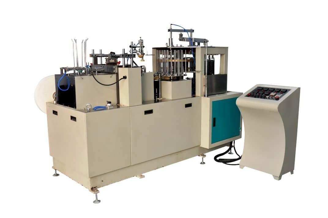 AKR HI-TECH +  - Automatic Paper Cup Forming Machine