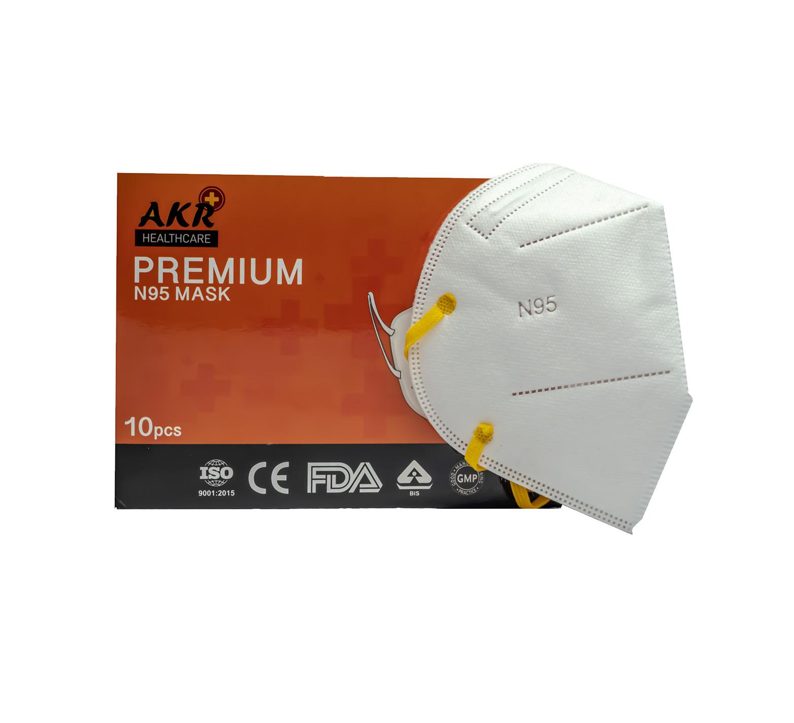 Premium N95 Mask